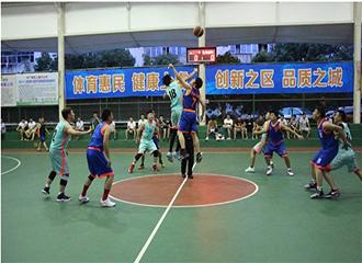 篮球之火 点燃虞城