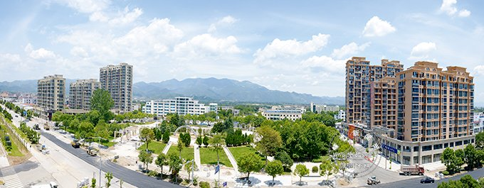 长乐镇全力打造新型现代化小城镇