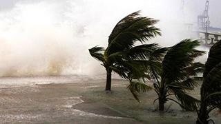 台风来了!今夜到明天或登陆海南