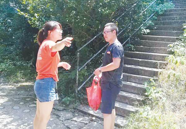 志愿服务进景区