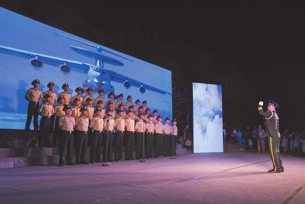 云和县创建省级双拥模范县暨庆祝建军90周年文艺晚会