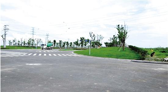 构建绍兴东北部38公里大环线