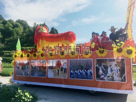锦溪镇举办民间文化节活动
