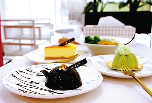 [临海]伙伴私房烘焙:健康简餐VS特色甜品 治愈你挑剔的胃