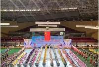 浙江省第四届青少年学生阳光体育运动会啦啦操比赛火热开赛