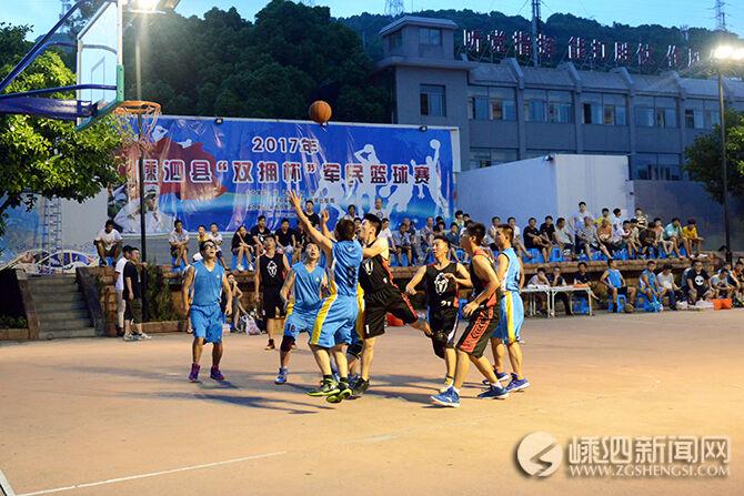 """嵊泗县""""双拥杯""""军民篮球赛圆满落幕"""