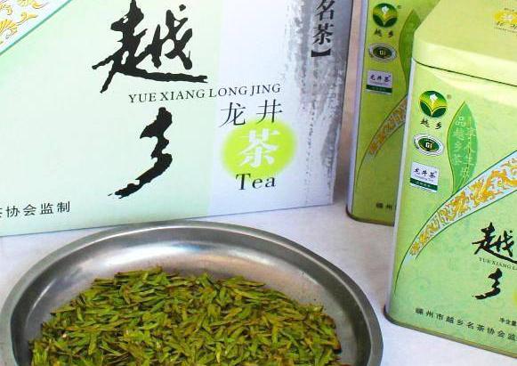 越乡龙井等入选中国茶叶博物馆