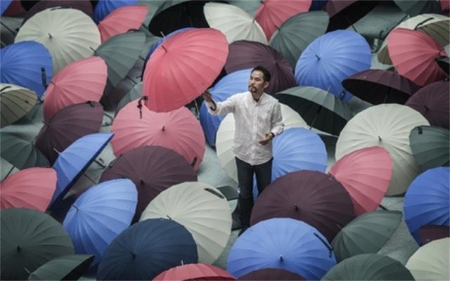 """上虞伞匠贾勇:开启雨伞的""""摩簦""""时代"""