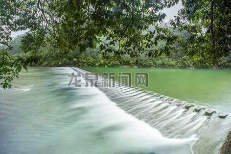 五水共治成果共享 龙泉处处有可游泳的河