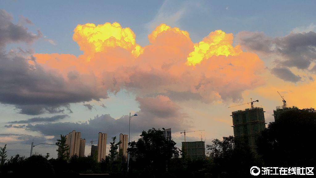 【行行摄摄】云彩