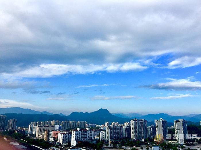 虽已出伏高温仍在 台风何去何从