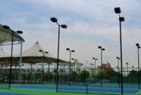 大学组网球——浙江交通职业技术学院网球场