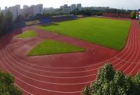 中学组男子足球——浙江大学城市学院足球场