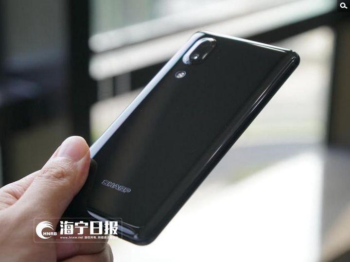 夏普抢先用!海宁企业全球首创手机5曲3D玻璃工艺