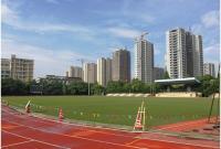 中学组男子足球——杭州市源清中学足球场