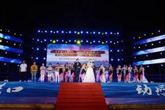 洋山港口旅游文化节晚会昨举行