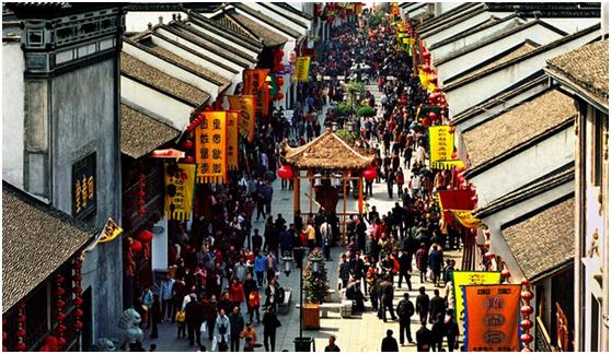 河坊街:寻觅老杭州的味道