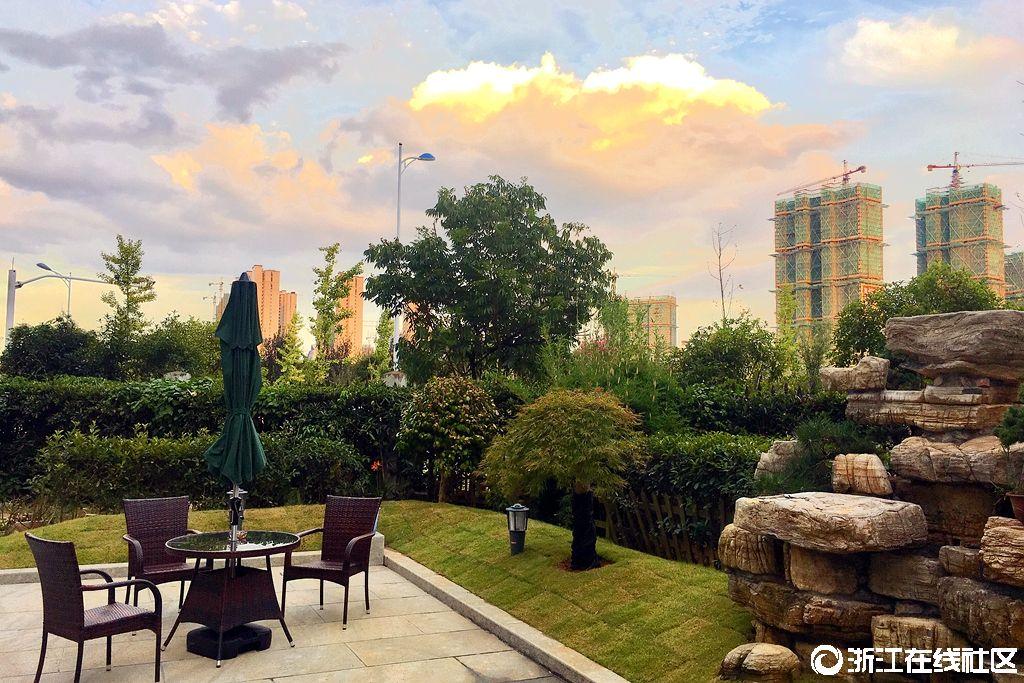 【行行摄摄】庭院一景