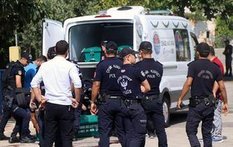 土耳其警方击毙一名企图袭击警局的袭击者
