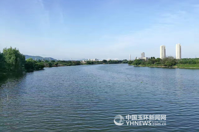 大麦屿:庆澜河系生态补水工程进入试运行阶段