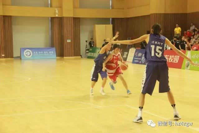 中学女篮比赛收官,北京队摘得金牌