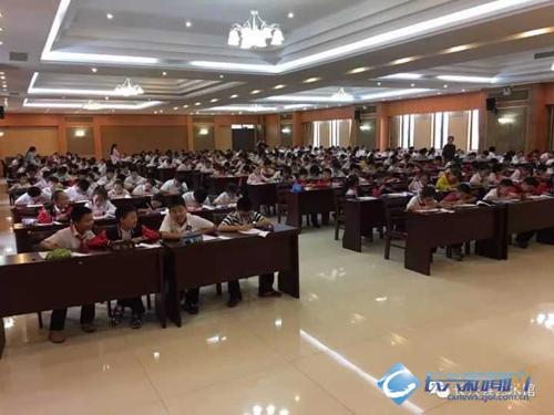 第十八届长兴县中小学生作文大赛换位(图)的开赛作文高中有关思考图片