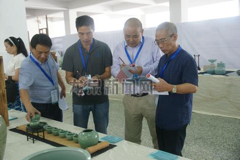 浙江省第五届青瓷传承与创新设计展示评比活动举行