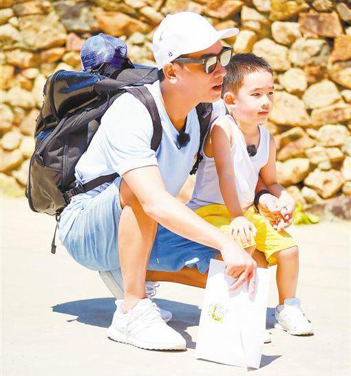 陈小春:我不喜欢儿子在娱乐圈里面漂