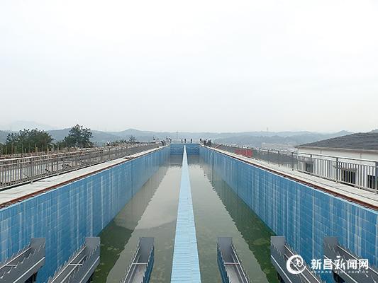 钟山水厂建设进入冲刺阶段