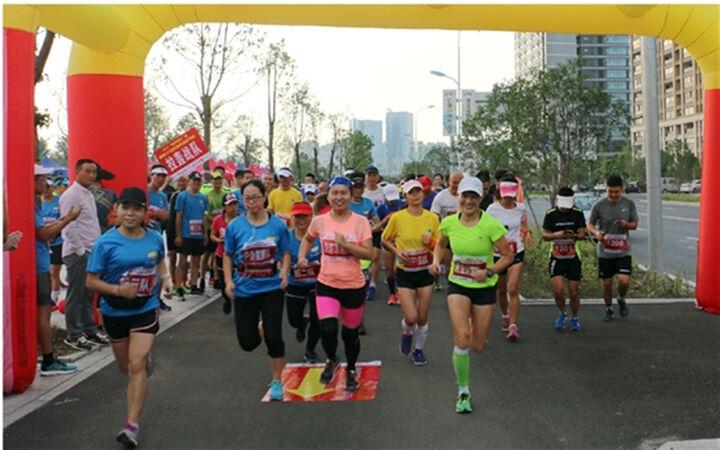 接力奔跑传递爱心 上虞有一场温暖的公益接力赛