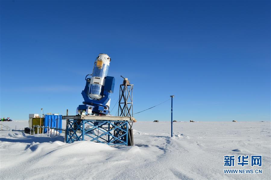 我国南极望远镜探测到引力波对应光学信号