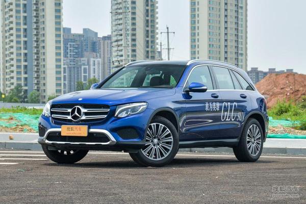 售39.6-57.9万元 2018款奔驰GLC正式上市