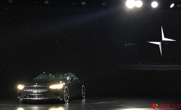 沃尔沃旗下品牌Polestar发布首款车型