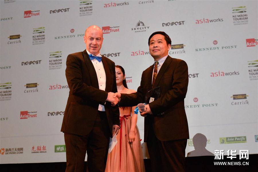中国影片《天上的额吉》《寻愿记》获奖