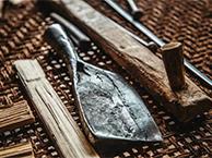 匠心|30年岁月的坚持,台州老人打造一张匠心棕棚