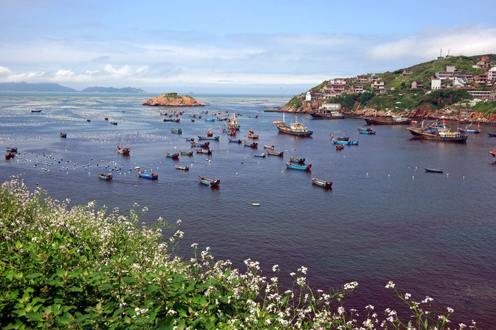 嵊泗:一岛一韵一村一品,美丽乡村串珠成链