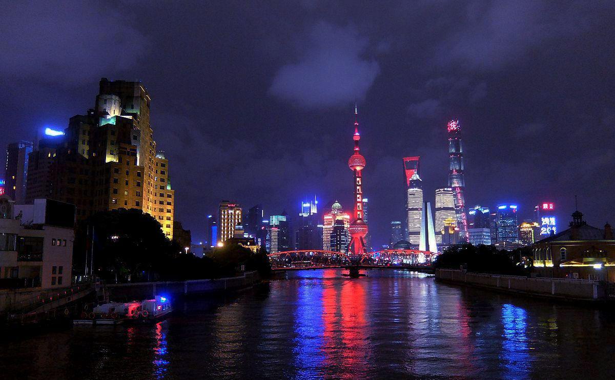 【行行摄摄】上海夜景