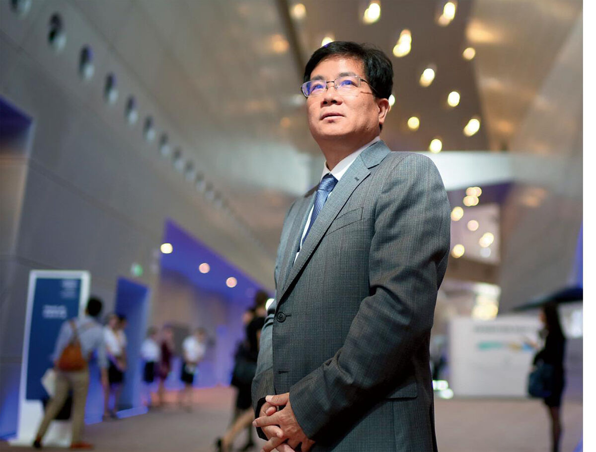 丁列明:共筑健康中国梦