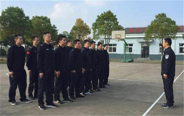龙游法院法警集训