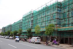大麦屿:提升兴港路沿街风貌 扮靓城镇颜值