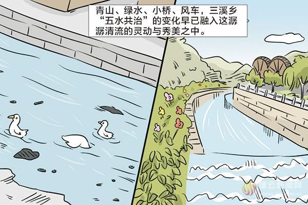 """""""大禹穿越治水漫画""""抢鲜看"""