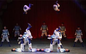 中国国际马戏节精彩纷呈