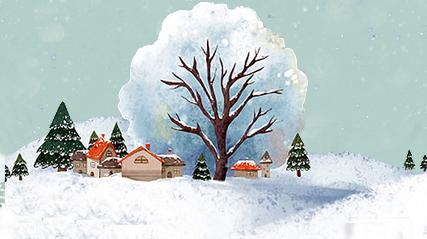 【第118期】今日小雪 | 窗上霜、瓦堆雪,冬天的味道浓了