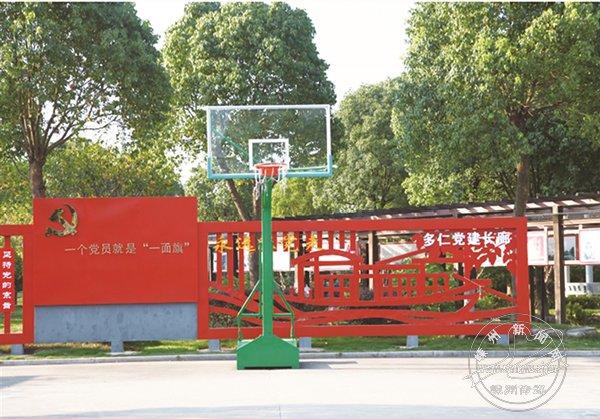 多仁村:党建引领发展