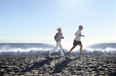 冬天跑步1小时后别喝凉水