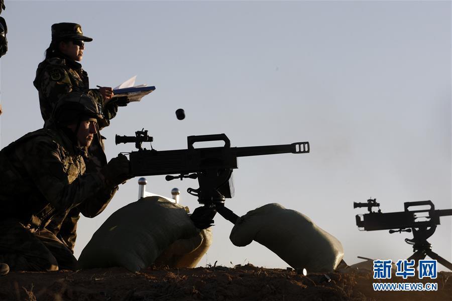 中俄联合反恐演训:格斗、单兵火箭、榴弹发射器齐上阵