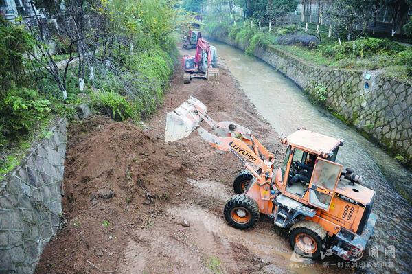 河道清淤 治本提质