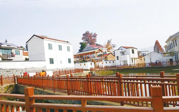 贵门村:有围墙的旅行目的地