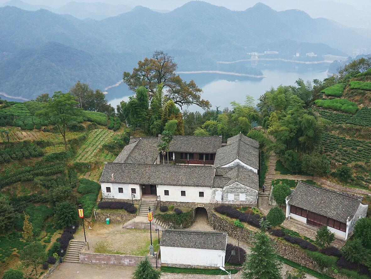 贵门村被命名为省级生态文化基地