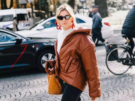 这个冬天最流行的焦糖色,你穿了没?